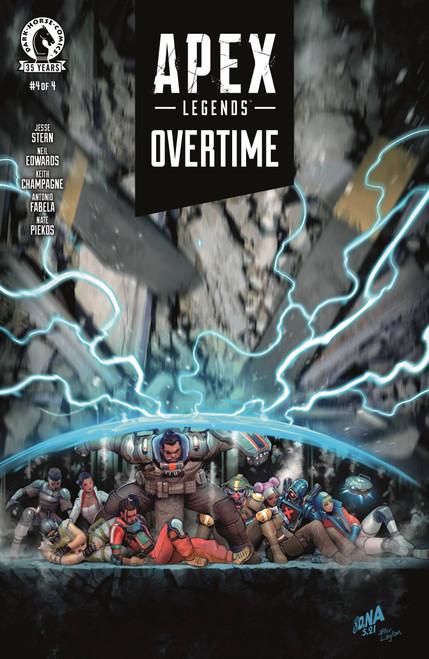 Dark Horse Apex Legends #4 of 4 Overtime Comic Book (Pre-Order ships October)