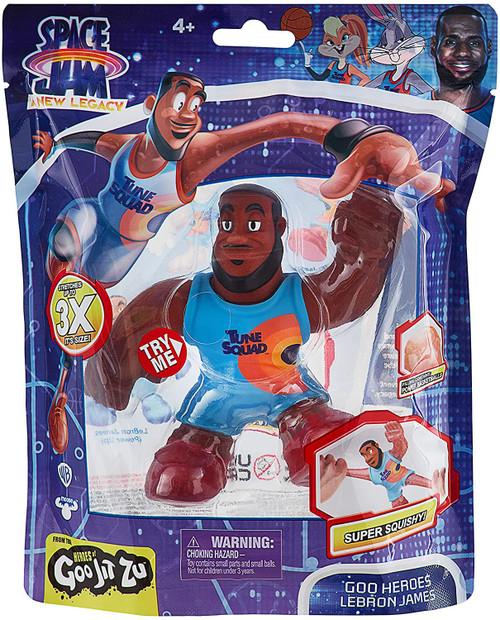 Heroes of Goo Jit Zu Looney Tunes Space Jam A New Legacy LeBron James Action Figure [Regular Version]