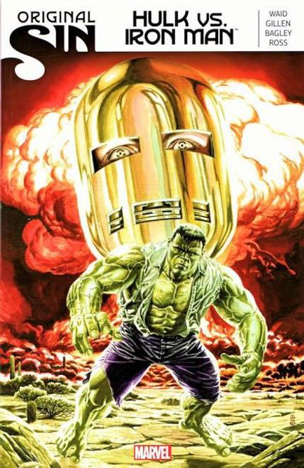 Marvel Original Sin Hulk vs. Iron Man Trade Paperback