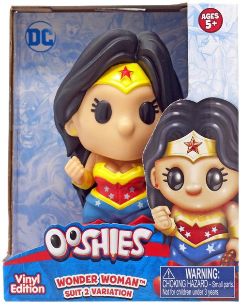Ooshies DC Comics Wonder Woman 4-Inch Vinyl Figure [Suit 2]