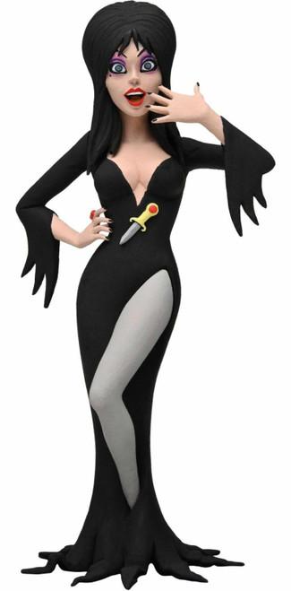 NECA Elvira Mistress of the Dark Toony Terrors Series 6 Elvira Action Figure (Pre-Order ships November)