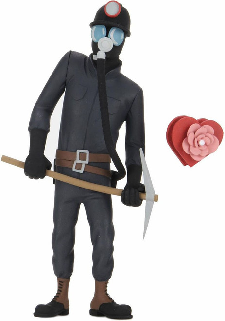 NECA Re-Animator Toony Terrors Series 6 The Miner Action Figure (Pre-Order ships October)