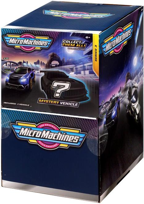 Micro Machines Series 3 Mystery Box [36 Packs]
