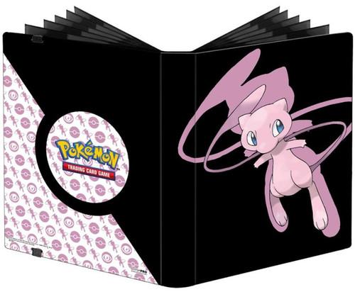Ultra Pro Pokemon Trading Card Game Card Supplies Mew 9-Pocket Pro Binder (Pre-Order ships September)