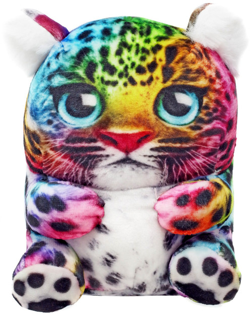 Wild Alive Series 2 Ana the Rainbow Leopard 5-Inch Plush