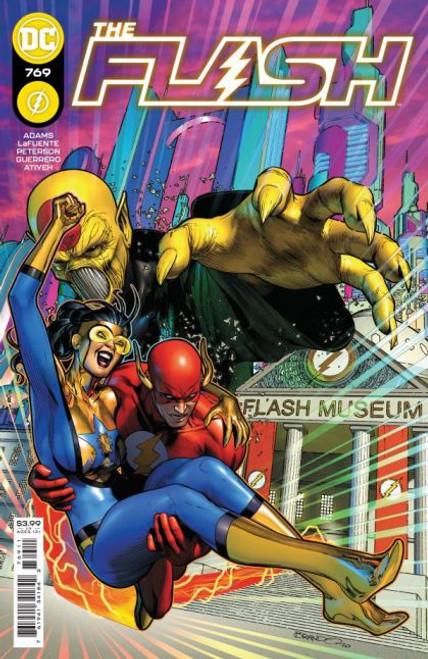DC Comics Flash, Vol. 5 #769A Comic Book