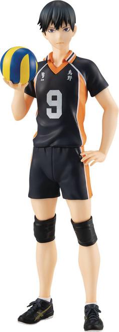 Haikyu!! To the Top Pop Up Parade Tobio Kageyama 8-Inch PVC Figure (Pre-Order ships October)