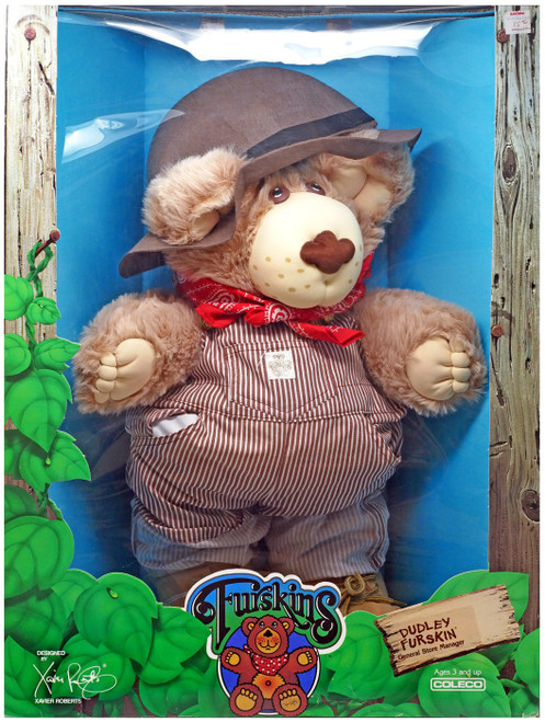 The Furskins Dudley Furskin 22-Inch Plush [General Store Manager]