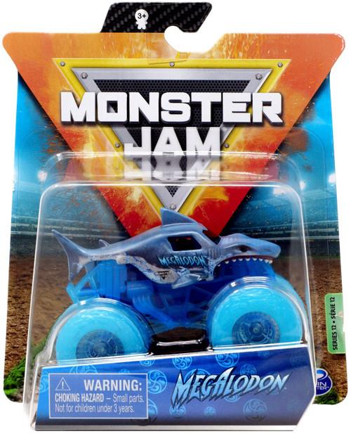 Monster Jam Series 12 Megalodon Diecast Car