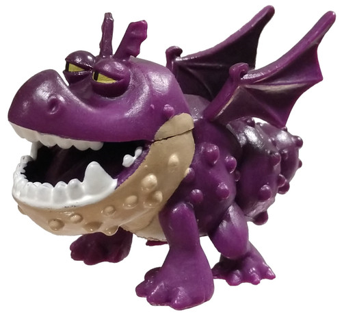 How to Train Your Dragon Legends Evolved Mystery Dragons Wild Gronckle 1-Inch [Version 2 Loose]