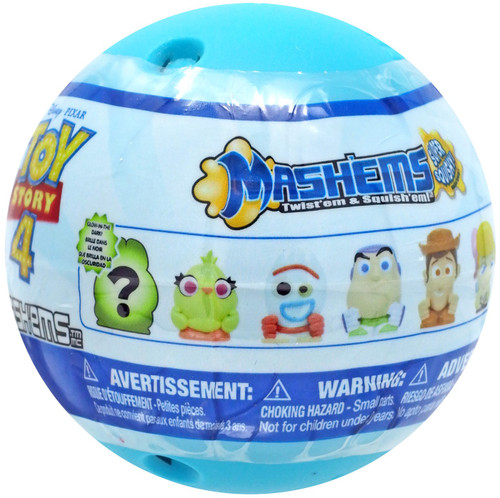 Disney / Pixar Toy Story 4 Mash'Ems Series 1 Mystery Pack [Ball]