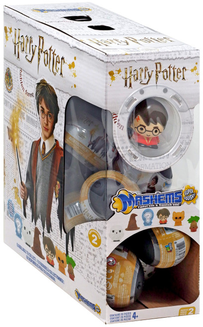 Harry Potter Mash'Ems Series 2 Mystery Box [20 Packs]