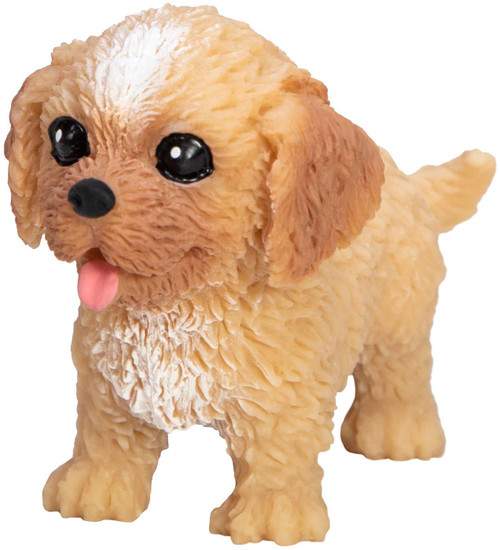 Pocket Pups Series 3 Cockapoo 4-Inch Squeeze Toy