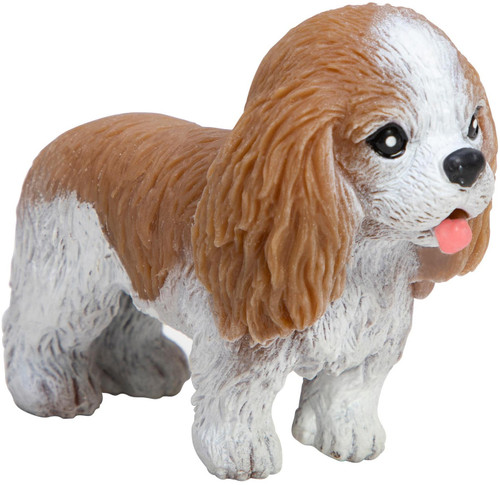 Pocket Pups Series 1 Spaniel 4-Inch Squeeze Toy