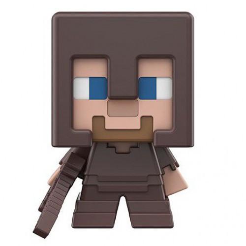 Minecraft Nether Series 23 Steve? Minifigure [Loose]