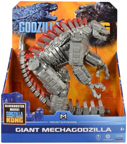 Godzilla vs Kong Monsterverse Giant Mechagodzilla Action Figure