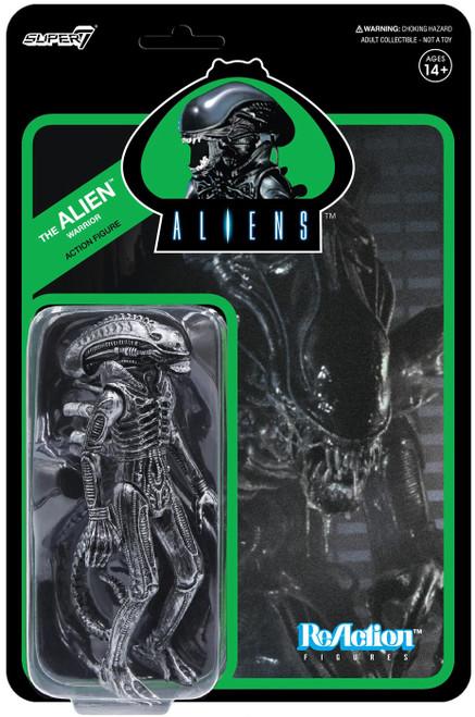 ReAction Alien Xenomorph Warrior Action Figure