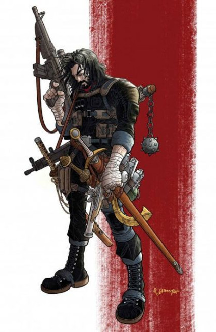 Boom! Studios BRZRKR #2 Comic Book [Grampa Virgin Variant]