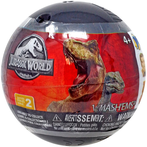 Jurassic World Mash'Ems Series 2 Mystery Pack