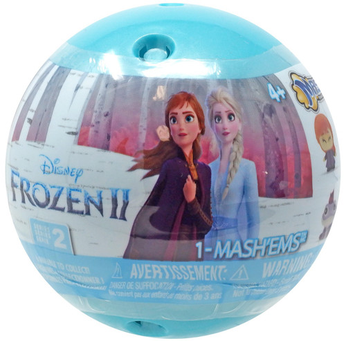 Disney Frozen 2 Mash'Ems Series 2 Mystery Box [20 Packs]