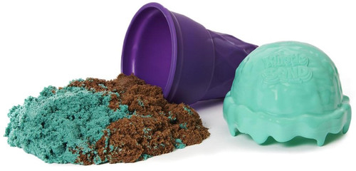 Kinetic Sand Scents Mint Chocolate Chip 4 Oz