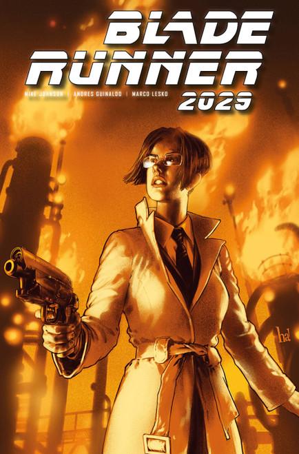 Titan Comics Blade Runner 2029 #6 Comic Book [Cover A Strips]