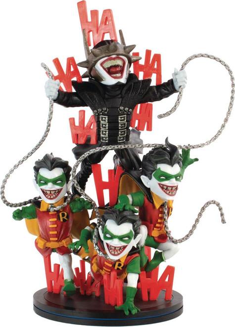 DC Max Q-Elite Batman Who Laughs 5-Inch Figure (Pre-Order ships October)