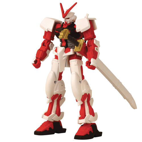 Gundam Infinity Build-a-Figure Zaku II Red Astray Action Figure