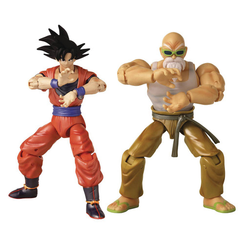 Dragon Ball Super Dragon Stars Mutenroshi & Goku Exclusive Action Figure 2-Pack [SDCC 2021] (Pre-Order ships September)