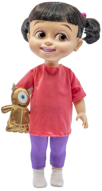 Disney / Pixar Monsters Inc Animators' Collection Boo Exclusive 15-Inch Doll