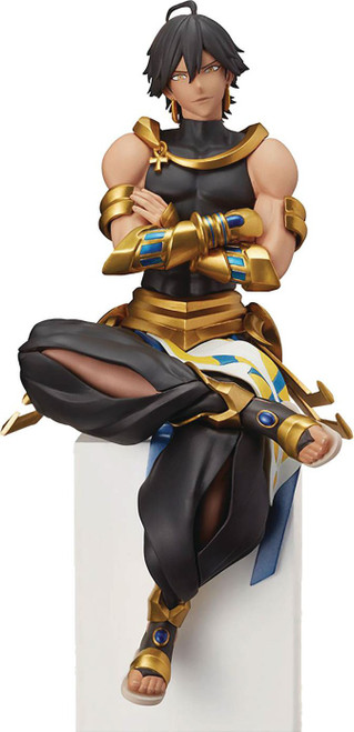 Sega Fate/Grand Order THE MOVIE Divine Realm of the Round Table: Camelot Paladin Ozymandias 6-Inch Perching PVC Figure (Pre-Order ships February)