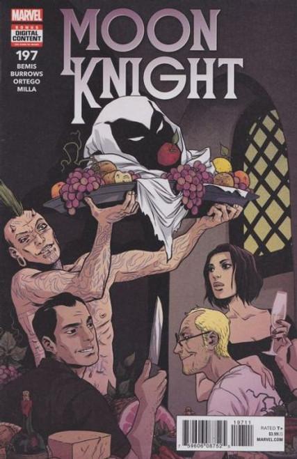 Marvel Moon Knight, Vol. 8 #197 Comic Book