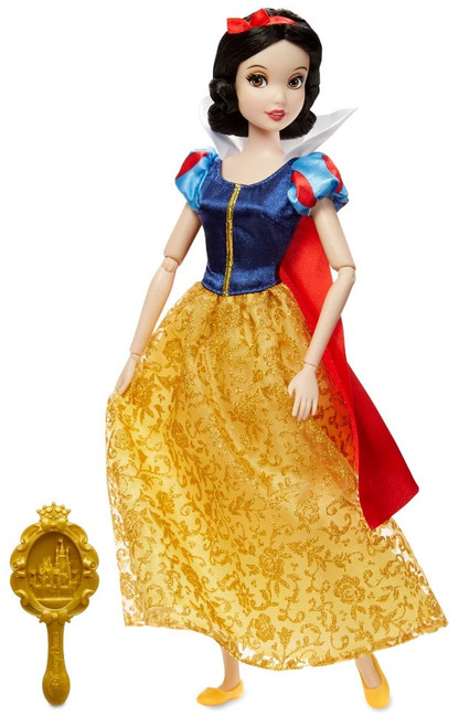 Disney Princess Classic Snow White 11.5-Inch Doll [with Brush]