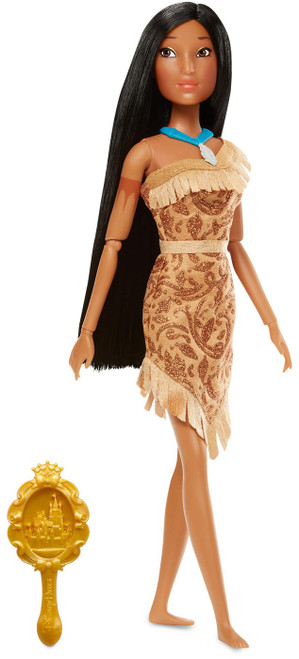 Disney Princess Classic Pocahontas Exclusive 12-Inch Doll [with Brush]