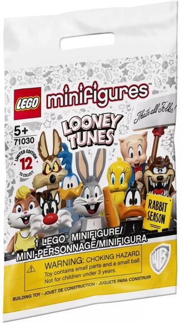 LEGO Minifigures Looney Tunes Mystery Pack #71030 [1 RANDOM Figure]
