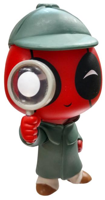 Funko Marvel 30th Anniversary Sherlock Deadpool 1/24 Mystery Minifigure [Loose]