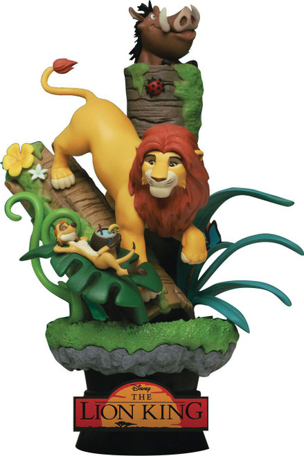 Disney The Lion King Diorama Statue DS-076 (Pre-Order ships January)