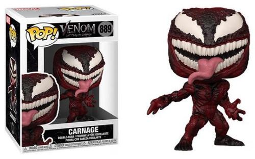 Funko Venom: Let There Be Carnage POP! Marvel Carnage Vinyl Figure #889 (Pre-Order ships November)