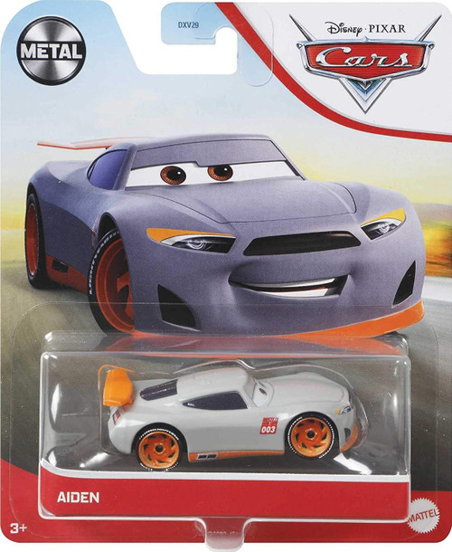 Disney / Pixar Cars Cars 3 Metal Aiden Diecast Car