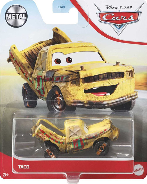 Disney / Pixar Cars Cars 3 Metal Taco Diecast Car
