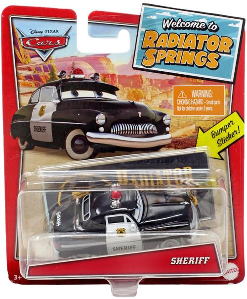 Disney / Pixar Cars Cars 3 Radiator Springs Sheriff Diecast Car [2021]