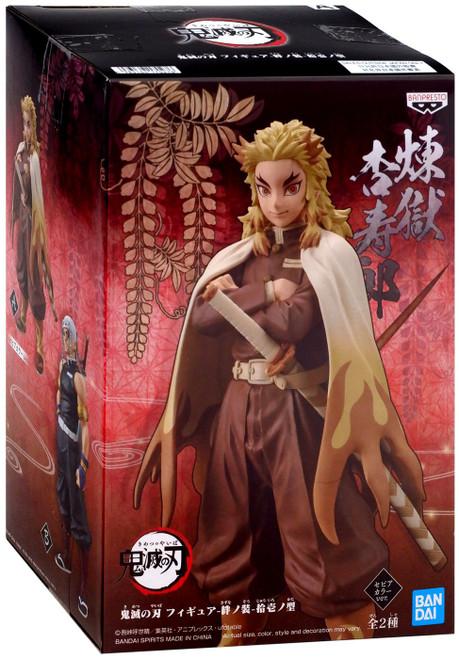 Demon Slayer: Kimetsu no Yaiba Kyojuro Rengoku 6-Inch Collectible PVC Figure [vol. 11]