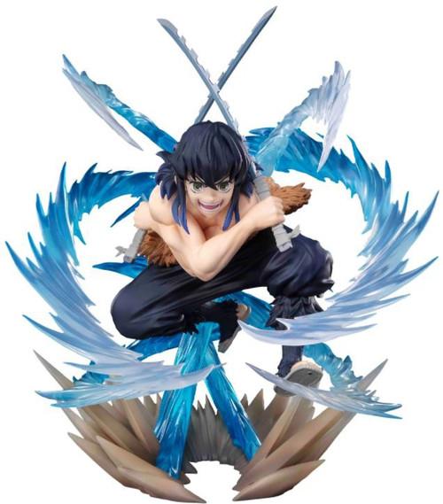 Demon Slayer: Kimetsu no Yaiba Figuarts Zero Inosuke Hashiraba 8.3-Inch Statue [Beast Breathing] (Pre-Order ships September)