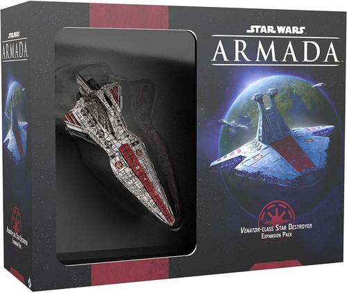 Star Wars Armada Venator-Class Destroyer Expansion Pack