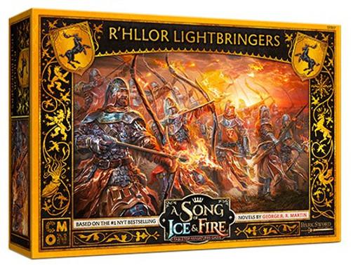 A Song of Ice & Fire Baratheon R'hllor Lightbringers