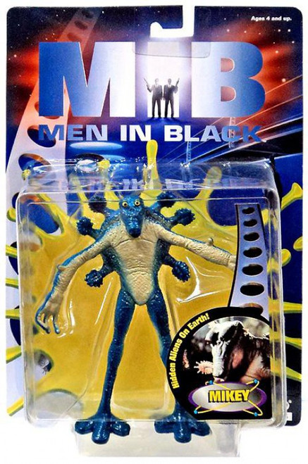 Men in Black Mikey Action Figure [Damaged Package]