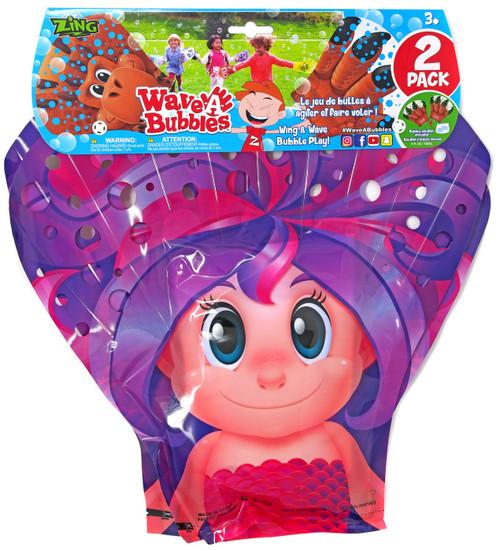 Glove A Bubble Wave A Bubbles Mermaid