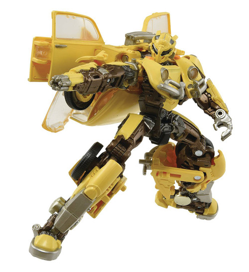 Transformers Masterpiece Series Bumblebee Deluxe Action Figure SS-01 [Premium Finish] (Pre-Order ships January)