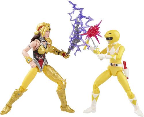 Power Rangers Lightning Collection Orvina & Yellow Ranger Action Figure 2-Pack (Pre-Order ships November)