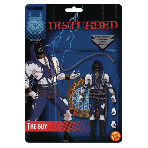 FigBiz Disturbed The Guy Action Figure (Pre-Order ships November)